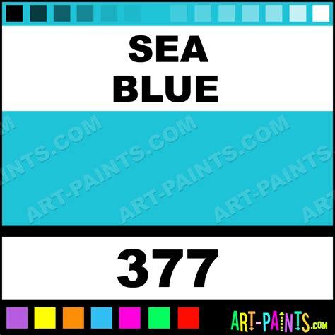 sea blue paint paints 377 sea blue paint sea blue color snazaroo paint paint