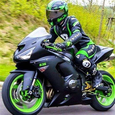 kawasaki ninja zx motorrad honda motorraeder