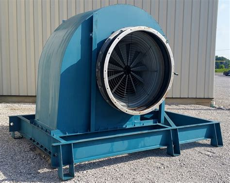 twin city exhaust fans used 43 000 cfm 9 quot sp twin city airfoil exhaust