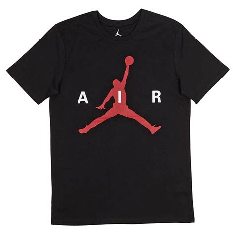 Air T Shirt 1 jumpman air t shirt black bei kickz