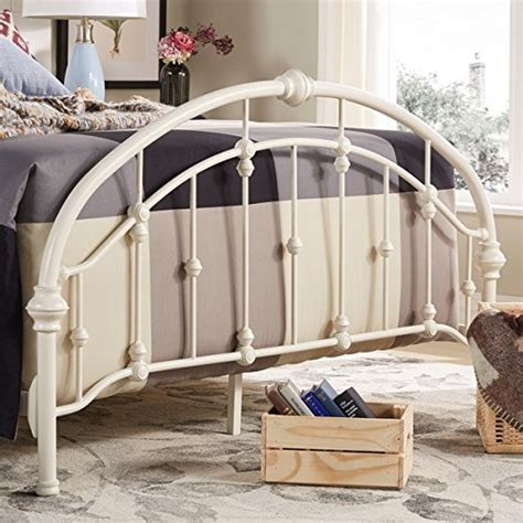 white metal headboard and footboard product reviews buy white antique vintage metal bed