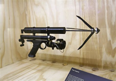 Rolex 007 Semi bond gadgets and firearms