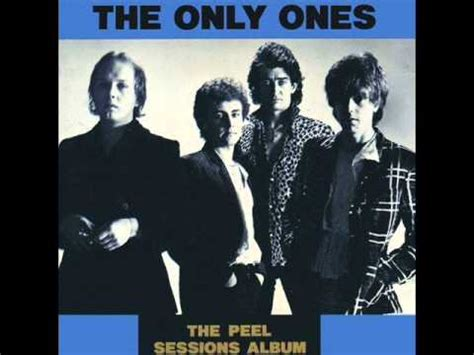 the only ones the only ones another girl another planet peel session
