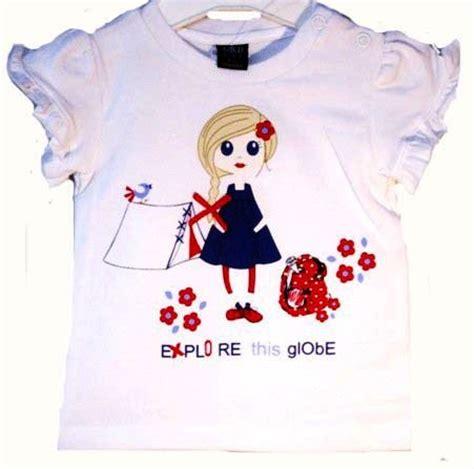 Baju Nino S mon 237 sima camiseta ni 241 a de verano en blanco con ilustraci 243 n infantil polos y camisetas ni 241 o y