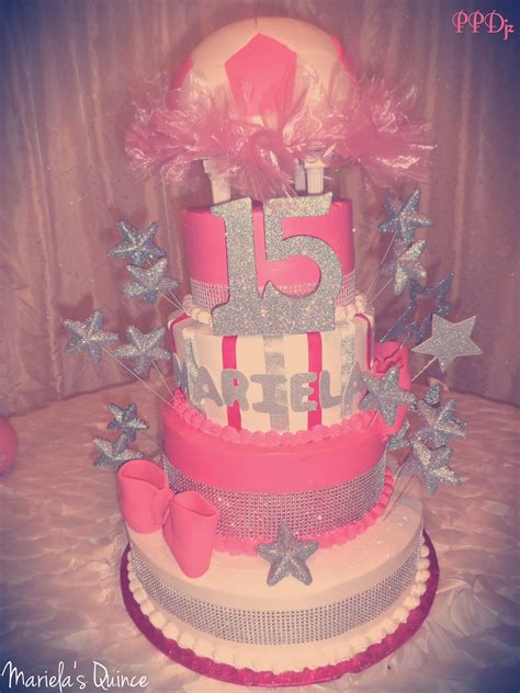 cute themes for quinces quinceanera soccer theme cake cakes cupcakes and sweets