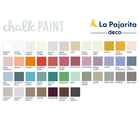 chalk paint en mexico chalk paint la pajarita