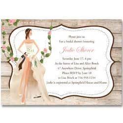 Wedding Dress Boxes Bridal Shower Invitations At Elegant Wedding Invites Part 4