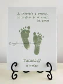 Crafts ideas baby handprint and footprints newborns handprint baby
