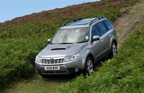 Subaru Forester Best Year by Subaru Forester Named 4x4 Of The Year