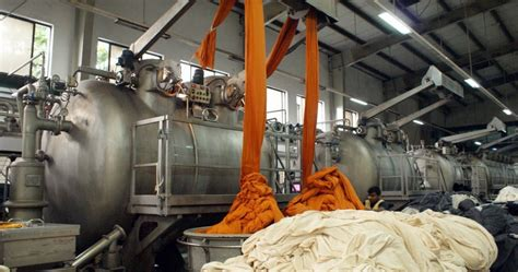 Upholstery Industry by Textile Plants Are Dhaka S Water Problem And Also Its