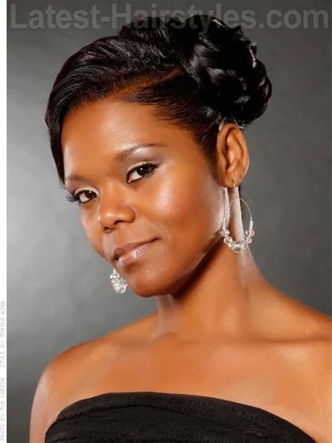 bun hairstyles for african american women women medium 16 beautiful black hairstyles that are perfect for weddings