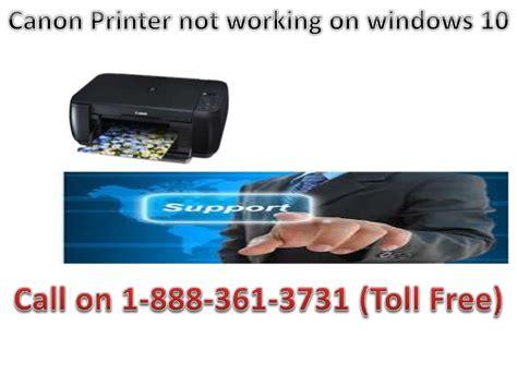 canon resetter not responding 1 888 361 3731 canon printer technical support phone