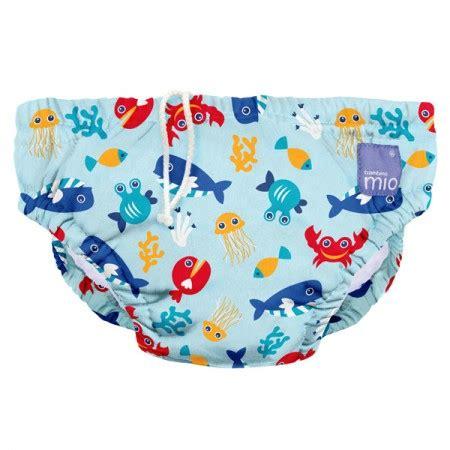 Bambino Mio Reusable Swimnappy Sea Yellow 1 reusable swim nappies bambino mio