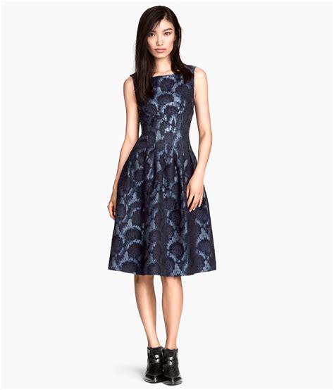 Hm Dress sale h m brocade dress all the dresses