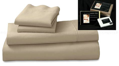 real cotton sheets real cotton size bed sheet set taupe