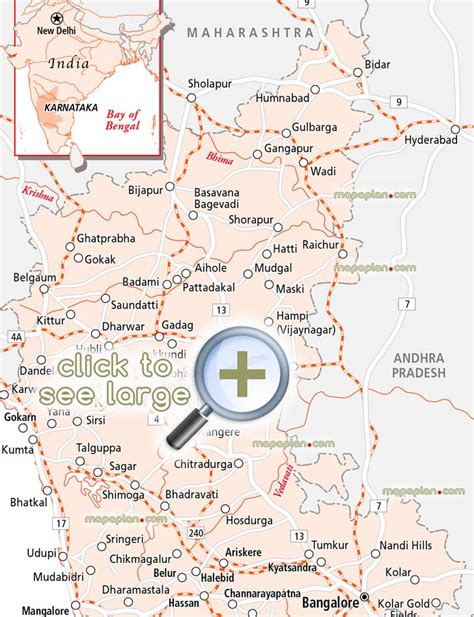 printable road map of india bangalore maps top tourist attractions free printable
