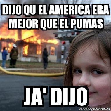 Memes De America Vs Pumas - z 243 calo