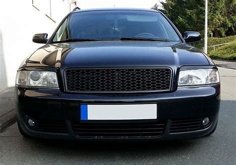 Ersatzteile F R Audi A6 by F 252 R Audi A6 4b C5 Facelift Look Waben Front Grill