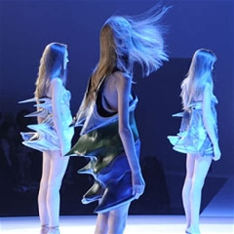 hussein chalayan design museum london earlier this year hussein chalayan showed his range of