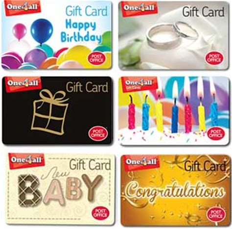Gift Card One4all - one4all gift card post office