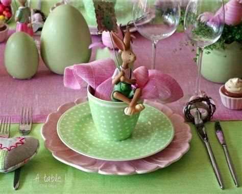 Pink And Green Decorations by Purple Pink And Green Color Combinations For Easter Table