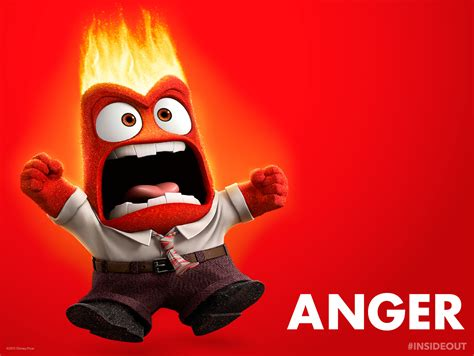 Boneka Inside Out Anger New anger pixar wiki fandom powered by wikia