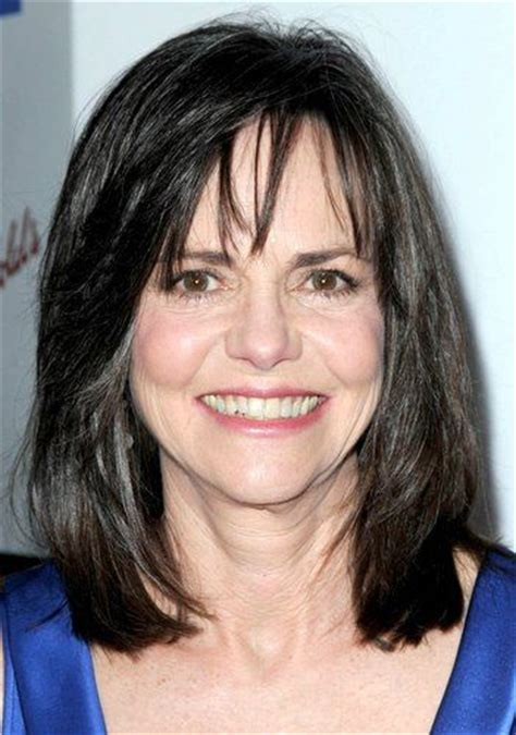 photos of sally fields hair sally fields medium hairstyles and fields on pinterest