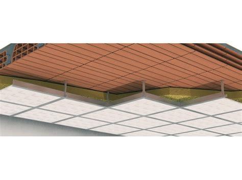 isolanti termici per soffitti thermal insulation panel in mineral fibre maxi sistema
