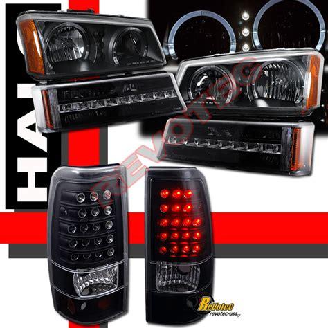 04 silverado lights 03 04 05 06 chevy silverado ss lt z71 led headlights