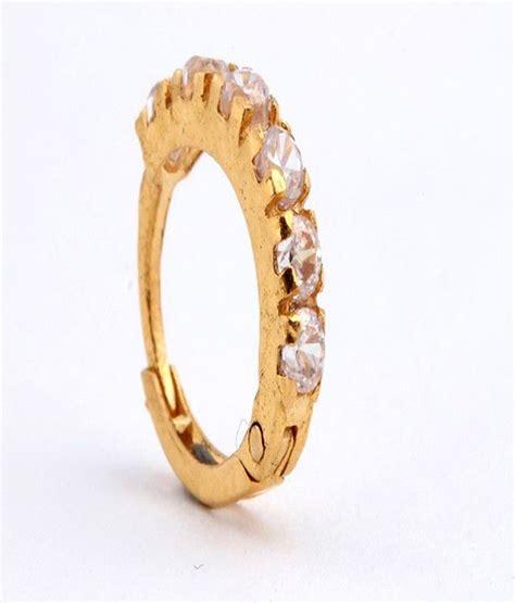 The Gandhi Ring gandhi jewellers american nose ring buy gandhi