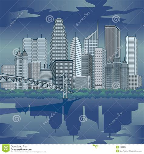 cosmopolitan city cosmopolitan city royalty free stock photo image 9722185