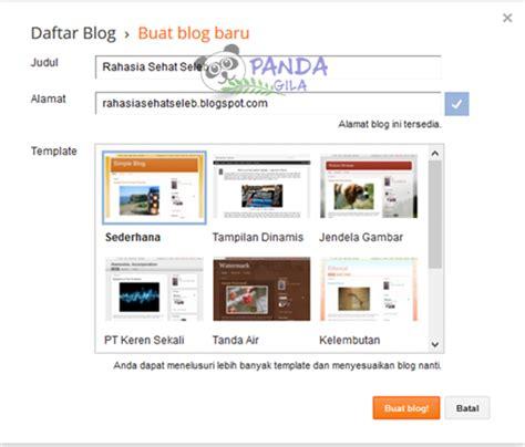cara membuat blog selain di blogger dan wordpress cara mudah membuat blog gratis di wordpress dan blogger