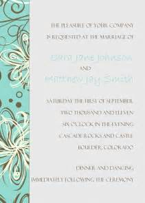 free invitation template wedding invitation sles invitation templates
