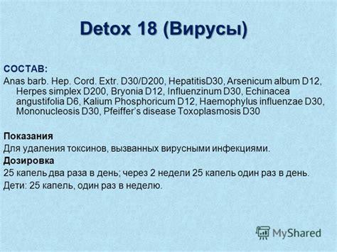 Arsenicum Album Detox by презентация на тему Quot внутренние болезни терапия Guna