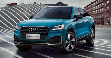 audi ql compact suv gains lwb version  china car