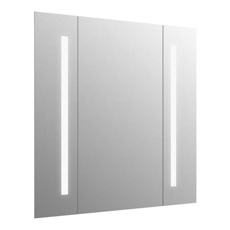 Shop Kohler Verdera 34 In X 33 In Rectangular Framed Kohler Bathroom Mirrors