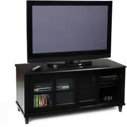 convenience concepts french country black tv stand for tvs up to 50 quot walmart com