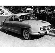 Tatra T603 Prototype 1955 1956 – Old Concept Cars