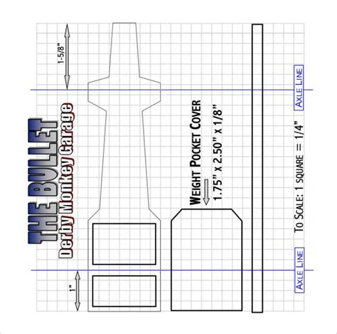 21 cool pinewood derby templates free sle exle it s