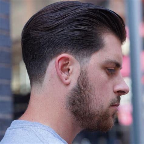 backs of mens haircut styles low fade slick back haircut haircuts models ideas
