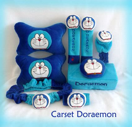 Bantal Mobil Exclusive 5 In 1 Doraemon bantal mobil doraemon images