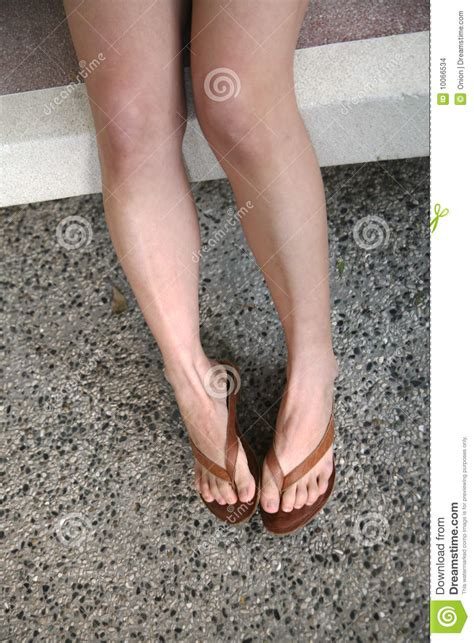 wearing slippers wearing slippers stock images image 10066534