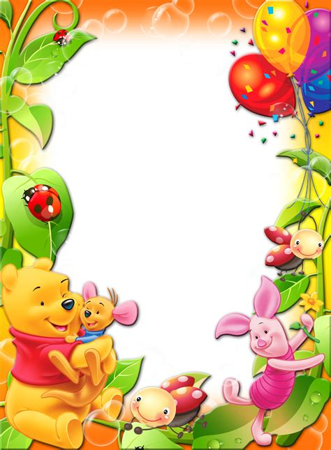 imagenes bellas de winnie pooh winnie the pooh with balloons kids transparent png photo