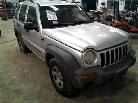 2004 Jeep Liberty Parts Used 2004 Jeep Liberty Front Part 347852