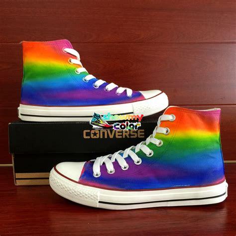 rainbow shoes rainbow converse converse store cheap buy