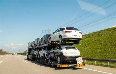 trailer types  car transport service empire auto