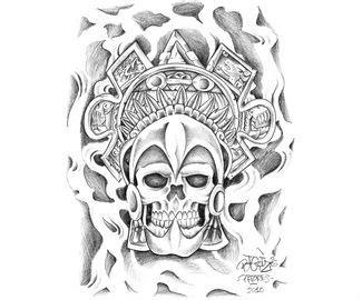 100 aztec gods designs a page 59 of 78 aztec images designs