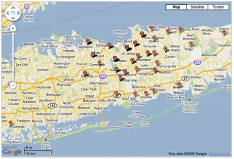 long island zip codes