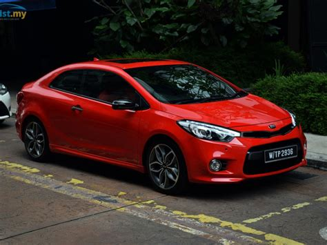 Kia Cerato Malaysia Review 2015 Kia Cerato Koup Turbo 1 6 T Gdi Review 1