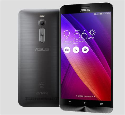 asus zenfone 2 announced as phone with 4gb of ram